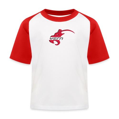 tee shirt garçon sport yern - T-shirt baseball Enfant