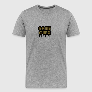 Game Over Camisetas - Camiseta premium hombre