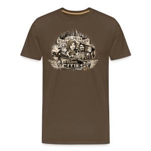 Your City Needs You - Männer Premium T-Shirt