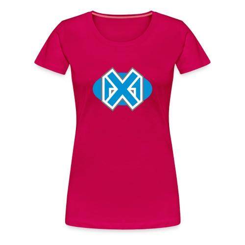 1X1 - Frauen Premium T-Shirt