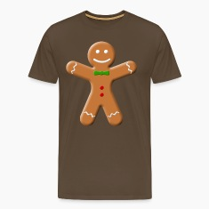 Gingerbread  T-Shirts
