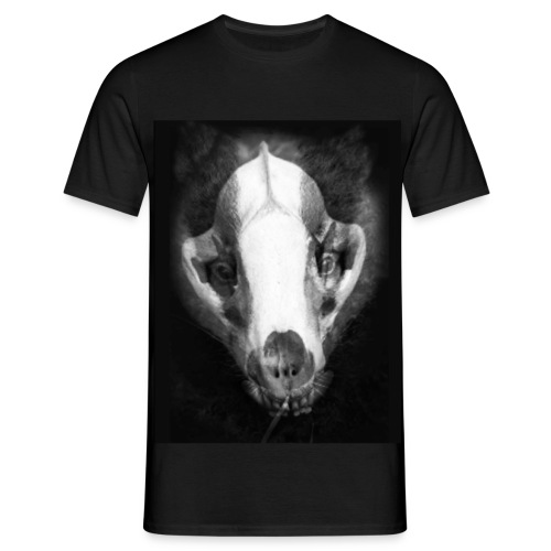 Anti-cull, badger - Men's T-Shirt