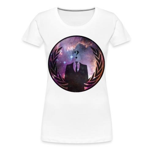 Anon Womens Top - Women's Premium T-Shirt