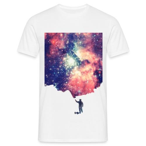 T-Shirt Galaxy - T-shirt Homme