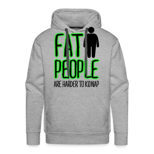 Sweat Harder - Sweat-shirt à capuche Premium pour hommes