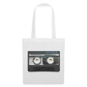 vintage tape: hd6/90 - Tote Bag