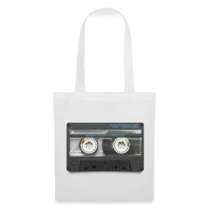 vintage tape: hd6/90 - Tote Bag