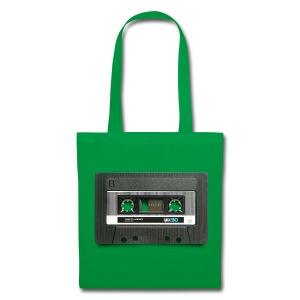 vintage tape: position normal - Tote Bag
