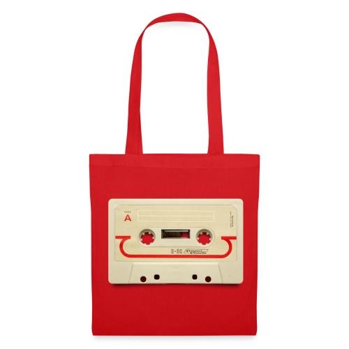 vintage tape: compact cassette - Tote Bag