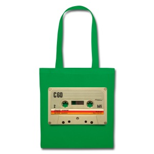 vintage tape: C60 - Tote Bag