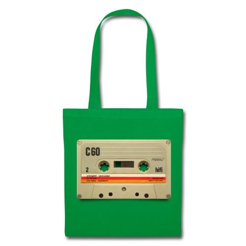 vintage tape: C60 - Tote Bag