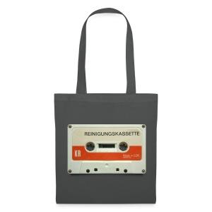 vintage tape: reinigungskassette - Tote Bag
