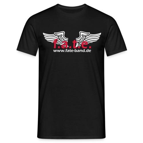 f.a.t.e. Männer Standard T-Shirt farbig - Männer T-Shirt