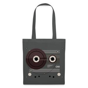 Tape parts: C60 - Tote Bag