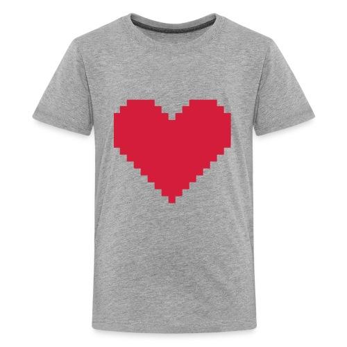 Life Pixel (ADOS) - T-shirt Premium Ado