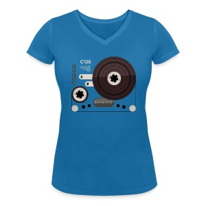 Tape parts: C120 - Women's V-Neck T-Shirt