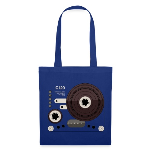 Tape parts: C120 - Tote Bag