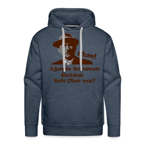 Sener Sen Aga - Männer Premium Hoodie
