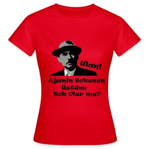 Sener Sen Aga - Frauen T-Shirt