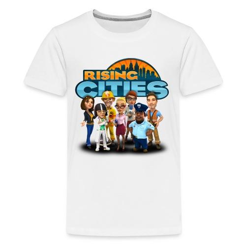 The Crew - Teenager Premium T-Shirt