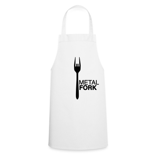 Metal fork - Keukenschort