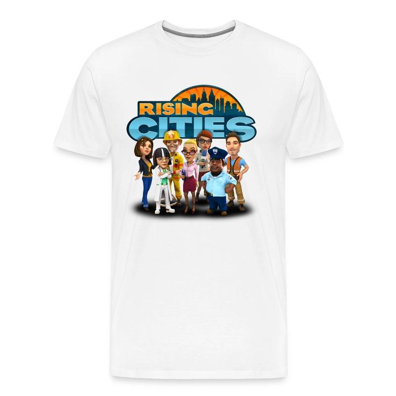 The Crew - Männer Premium T-Shirt