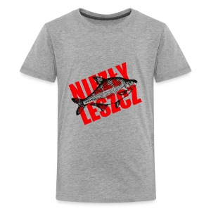 Leszcz 2 - Teenage Premium T-Shirt