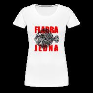 T-Shirts ~ Women's Premium T-Shirt ~ Flądra 1