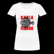 T-Shirts ~ Women's Premium T-Shirt ~ Flądra 2