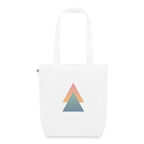 Dreiecke! - Bio-Stoffbeutel