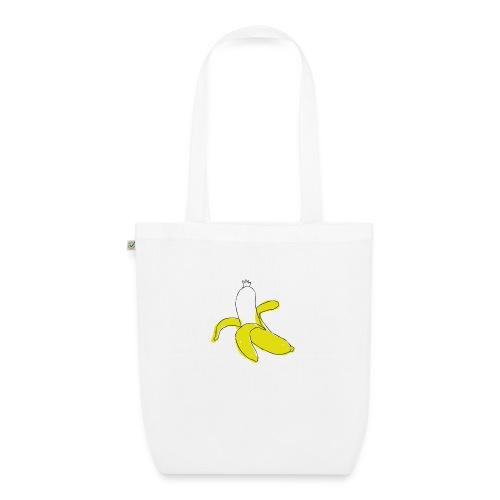 bananenwurst-tasche - Bio-Stoffbeutel