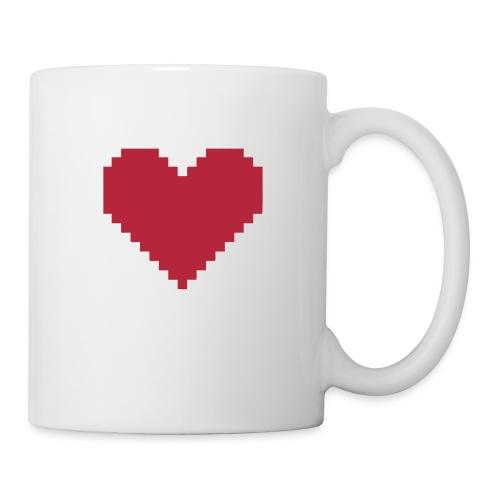 Life Pixel (TASSE) - Mug blanc