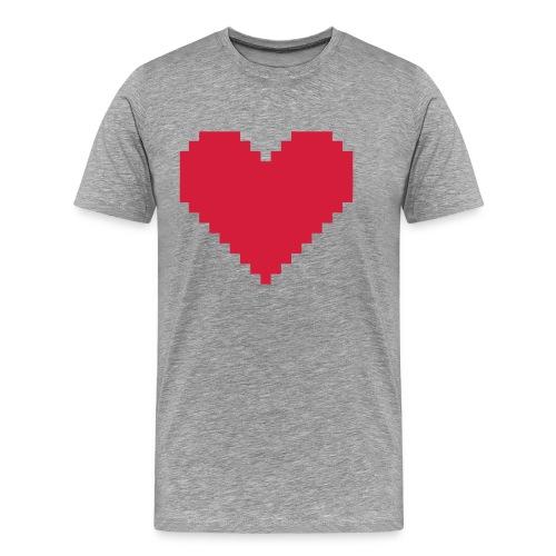 Life Pixel (HOMME - ADULTE) - T-shirt Premium Homme