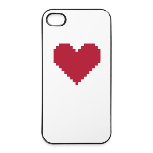 Life Pixel (COQUE RIGIDE IPHONE 4 / 4S) - Coque rigide iPhone 4/4s