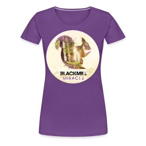 Miracle - Woman's - Women's Premium T-Shirt
