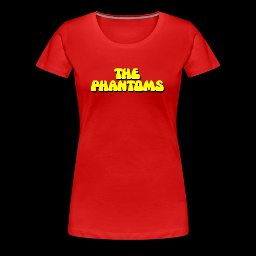 Phantoms Goodies Girlie Fit Tee - Women's Premium T-Shirt