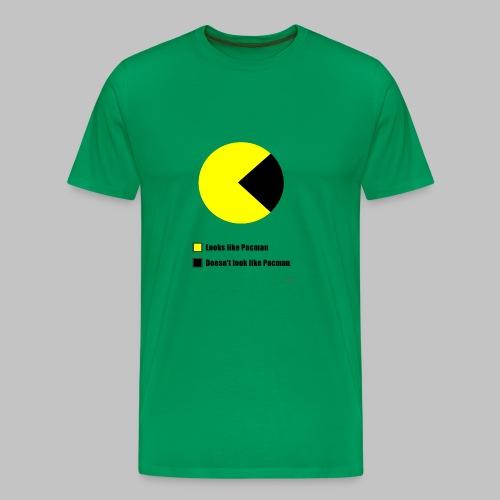 T-shirt homme (man) Stat'Pac - Men's Premium T-Shirt