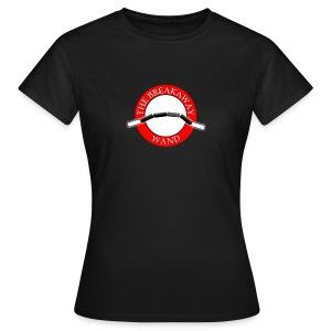 Ladies Breakaway Wand T Shirt - Women's T-Shirt
