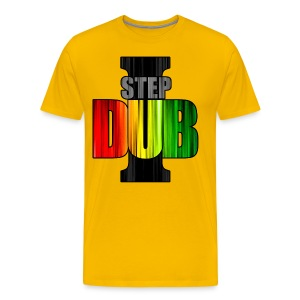I Step Dub - Men's - Men's Premium T-Shirt