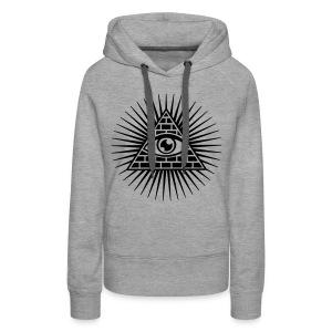 Vrouwensweater Iluminate - Vrouwen Premium hoodie