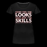 T-Shirts ~ Women's Premium T-Shirt ~ Skills Women's T-Shirt