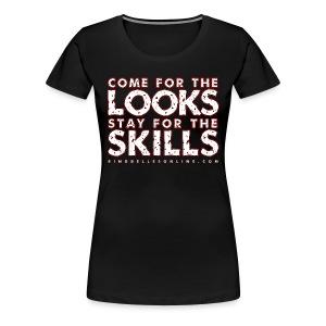 Skills Women's T-Shirt  - Women's Premium T-Shirt