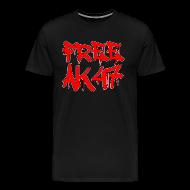 T-Shirts ~ Men's Premium T-Shirt ~ Free AK47 Men's T-Shirt