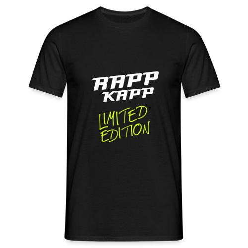 'Limited Edition' - Männer T-Shirt