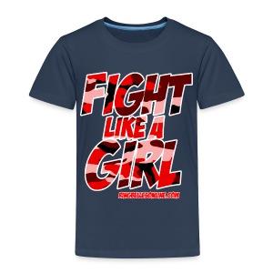 Ringbelles FLAG Kids T-shirt  - Kids' Premium T-Shirt