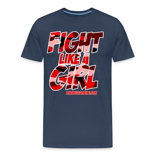 Ringbelles FLAG Men's T-shirt  - Men's Premium T-Shirt