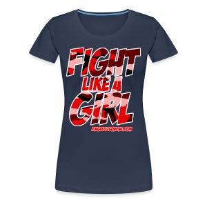 Ringbelles FLAG Women's T-shirt  - Women's Premium T-Shirt