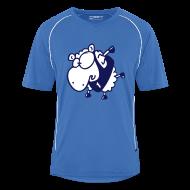 T-Shirts ~ Männer Fußball-Trikot ~ Marathon Sport Schaf
