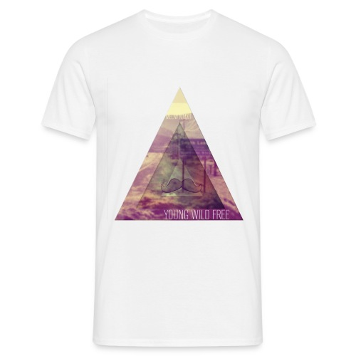 Y W & F T-shirt - Men's T-Shirt