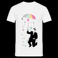 T-Shirts ~ Men's T-Shirt ~ Happiness